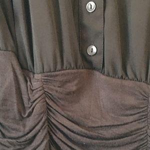 XOXO Tops - Xoxo black blouse size M